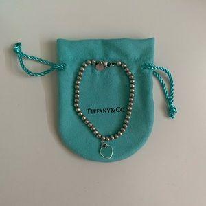Tiffany & Co Return to Tiffany Bead Bracelet